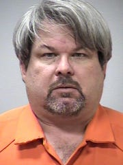 Mugshot released by the Kalamazoo County Sheriff's