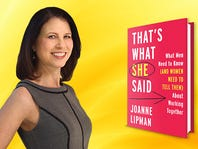 #BookmarkThis with Joanne Lipman