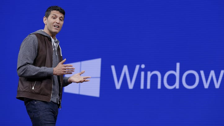 Under Terry Myerson, executive vice president of the
