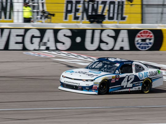 USP NASCAR: BOYD GAMING 300 S NAS USA NV