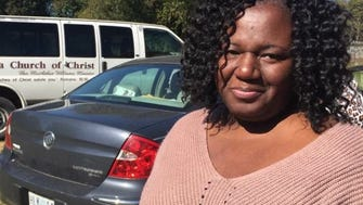 Catherine Bacon, a worker at the Delta-based catfish processing plant, was fired after being injured on the job.