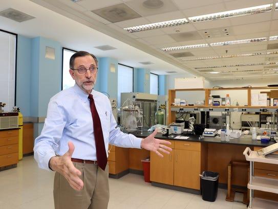John Eldridge, chief scientific officer for Profectus