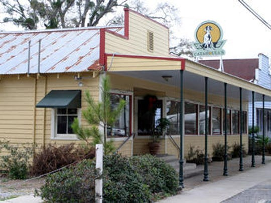 The future home of the Grand Coteau Bistro, scheduled