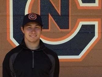 Kyle Cagle has signed to play college baseball for Carson-Newman (Tenn.).
