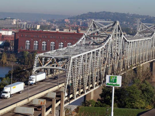 The U.S. Department of Treasury has named Brent Spence Bridge one of America's top transportation infrastructure megaprojects.