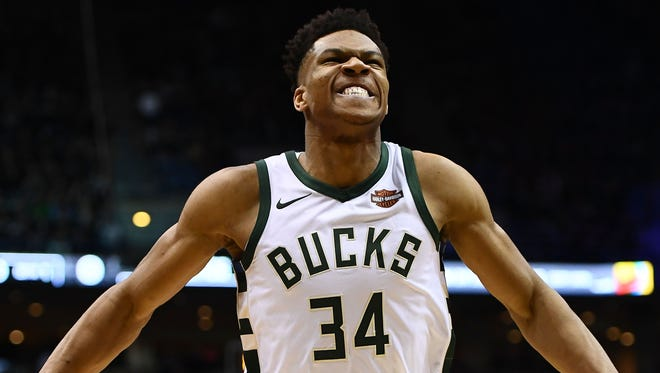 Giannis Asks For Fan Suggestions For New Signature Shoe