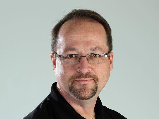Matt Kryger, Indianapolis Star photographer - staff