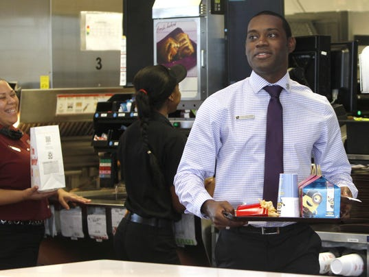 Fort Myers manager among McDonald's best