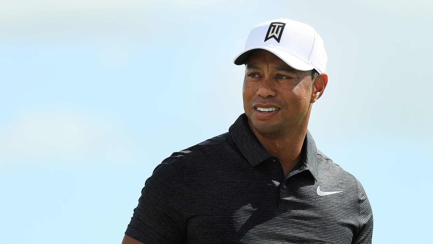 tiger tracker  tiger woods returns to competitive golf in