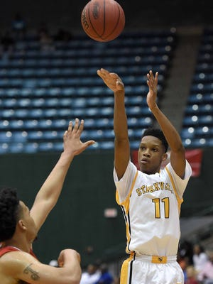 Starkville's Tyson Carter was named Gatorade's boys basketball Player of the Year in Mississippi.