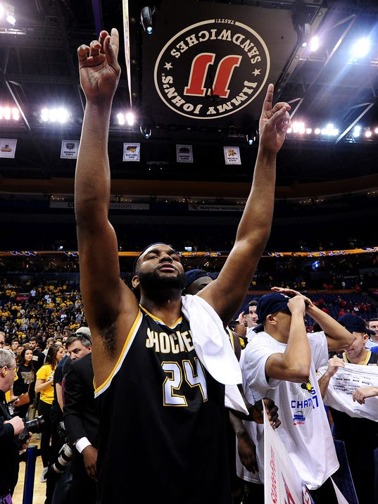USP NCAA BASKETBALL: MISSOURI VALLEY CONFERENCE TO S BKC USA MO