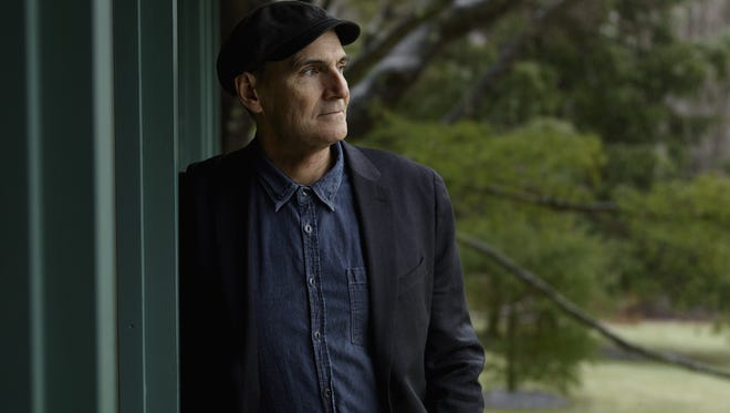 Five-time Grammy winner James Taylor is performing at JQH Arena June 27.