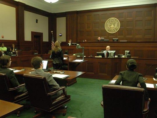 Mock Trial Law Week