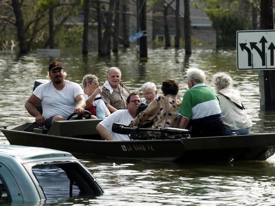 Hurricane Katrina 5th anniversary