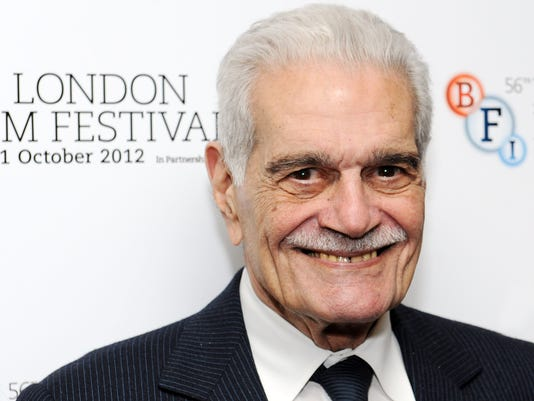 Agent Actor Omar Sharif Dies Of A Heart Attack At 83