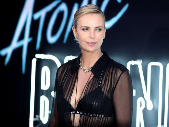 New to town, Charlize Theron realized how bad Hollywood