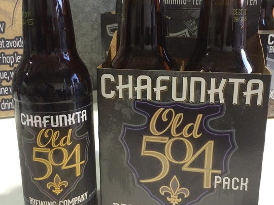 Chafunkta's Old 504 has coffee and vanilla notes.