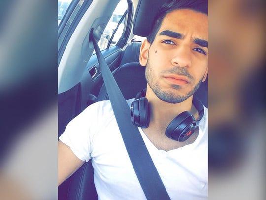 Pulse victim Juan Ramon Guerrero