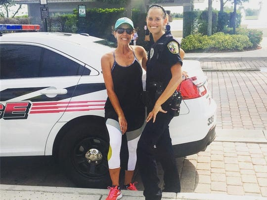 Janet Palmer and her friend, Gretchen Huff, will be going to New York to participate in the Avon 39.