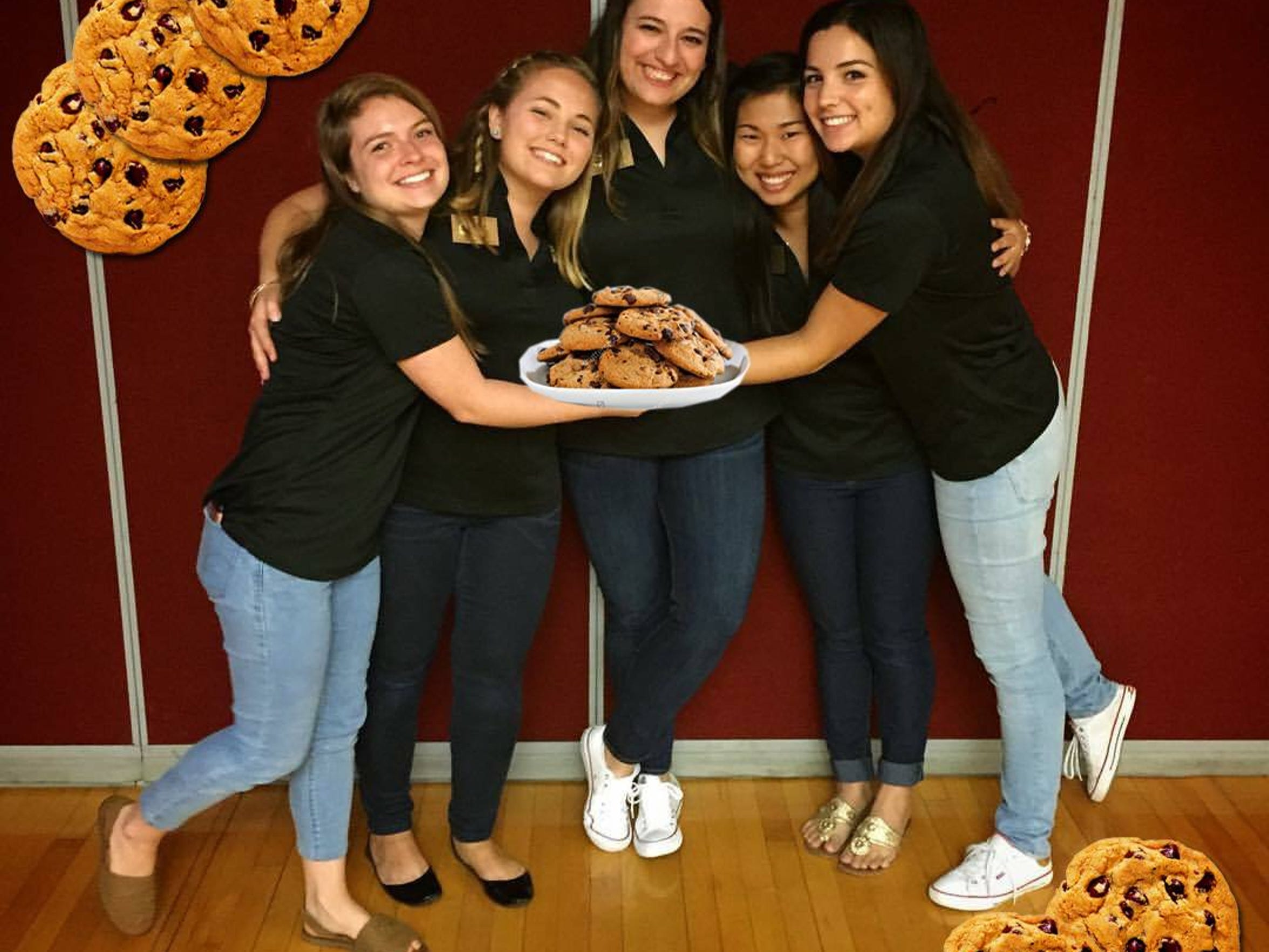 'Cookies and Conversation' allowed students to meet