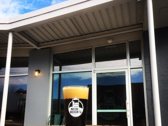 New Heights Brewing Co. is now open just south of downtown