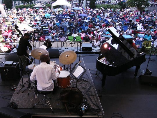 Spend a summer evening listening to jazz at the Clifford Brown Jazz Festival in Wilmington. cliffordbrownjazzfest.org