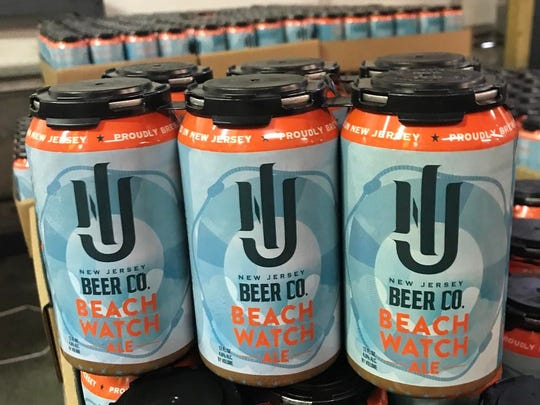 Beach Watch from New Jersey Beer Co.