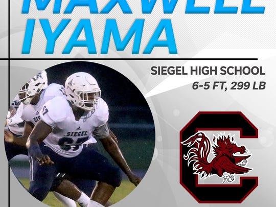 Maxwell Iyama