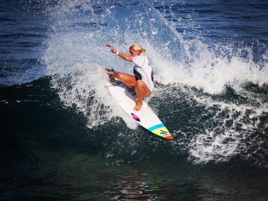 Rachel Presti, 15, of Melbourne Beach will be seeded 4th in the upcoming Women's Junior Pro at Shepard Park this weekend.