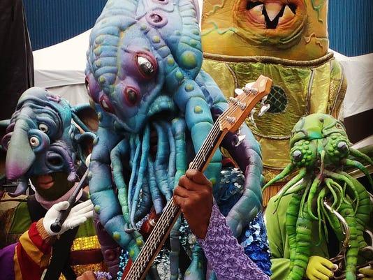 BIG NAZO band