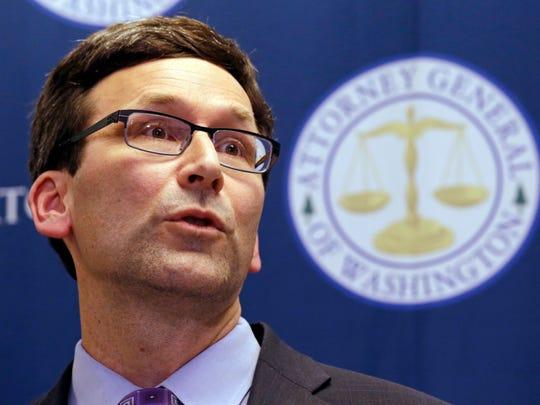 Washington Attorney General Bob Ferguson