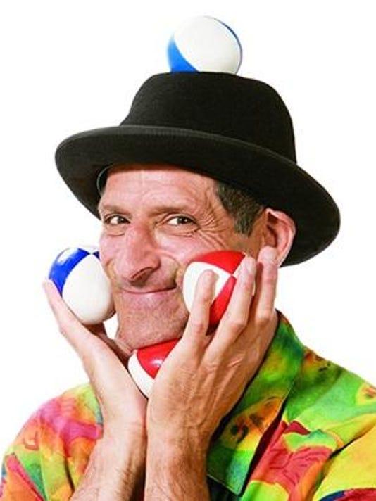 Magician Bob Kann
