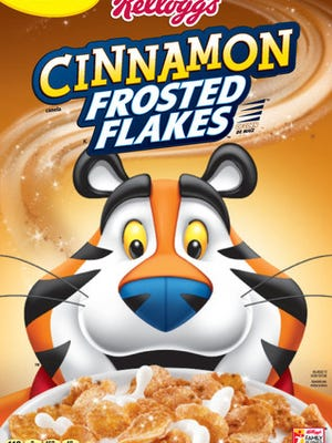 Kellogg's makes products from Frosted Flakes to Pop Tarts.