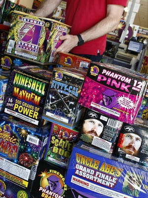 Sales in Ohio have been booming for Youngstown-based Phantom Fireworks, the largest brick-and-mortar retailer in the United States.