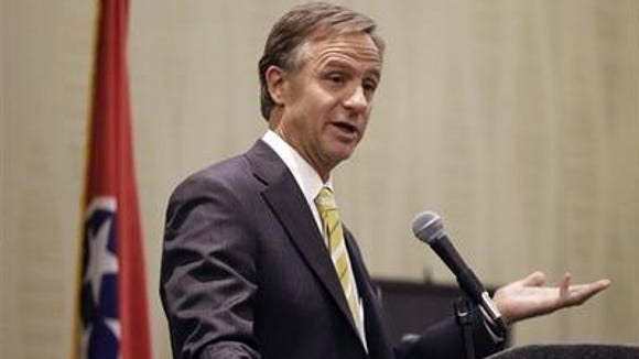 There are no Nashville or Davidson County teachers on a new teacher Cabinet created by Gov. Bill Haslam.