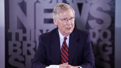 Kentucky Senator Mitch McConnell
