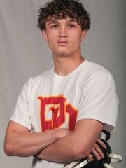 Troy Mantanona, Palm Desert wrestler at Desert Sun