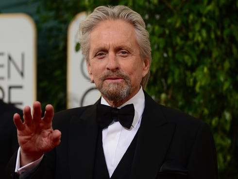 Recent Golden Globes winner Michael Douglas has been cast as Hank Pym opposite Paul Rudd in Marvel Studios'