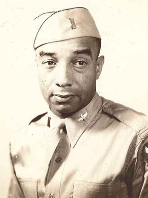 Robert Stanley Lawery was with the Tuskegee Airmen.