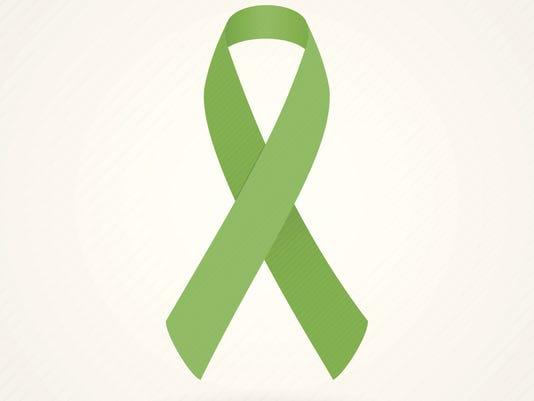 tourette syndrome ribbon