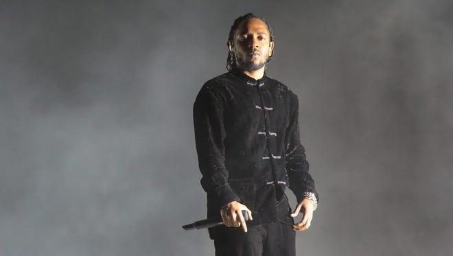 Kendrick Lamar is taking 'DAMN.' on tour.