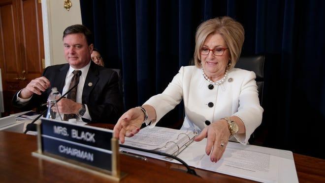 House Budget Committee Chair Rep. Diane Black, R-Tenn.
