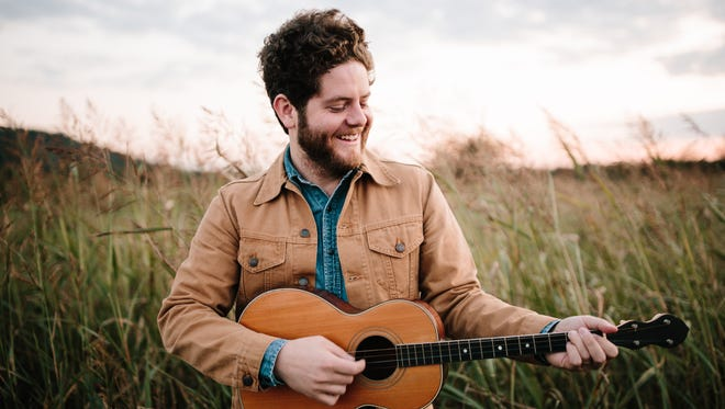 Josh Lovelace will perform an album release concert at 3 p.m. Nov. 19 at the Bijou Theatre.