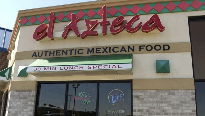 El Azteca restaurants reached a settlement with employees and former employees over back wages.