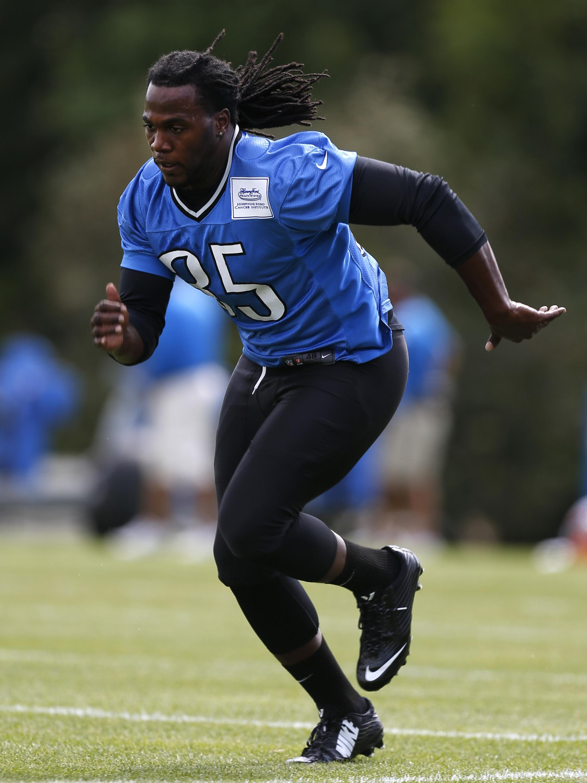 Lions' Joique Bell anxious to return