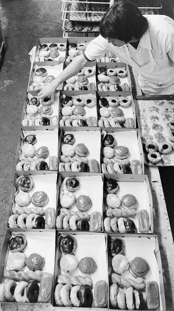 10/10/79 Milt's Donut Shop