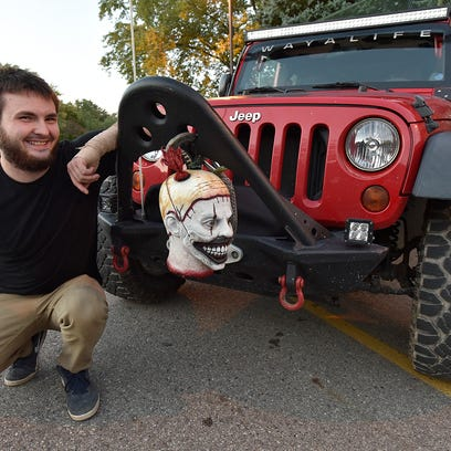 Nicolas Jefferson has owned his 2011 Wrangler Unlimited