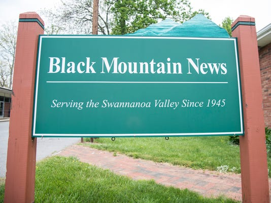 Black Mountain News