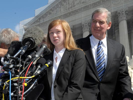 Abigail Fisher, Bill Powers, Bert Rein