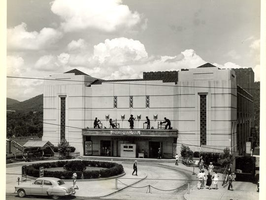 By 1951, the Craft Fair of the Southern Highlands moved